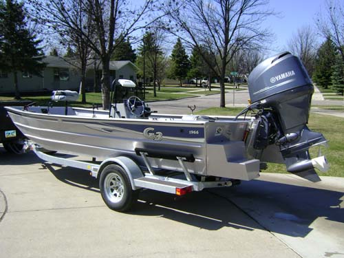 2012 G3 Boat for Sale